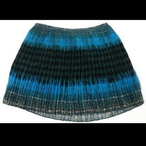 Madewell Skirts - Madewell Broadway & Broome Pleated Teal Skirt 2